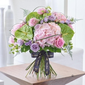 Luxury Rose and Hydrangea Hand tied *